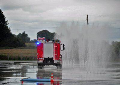 Priešgaisrinės tarnybos vairuotojų mokymai
