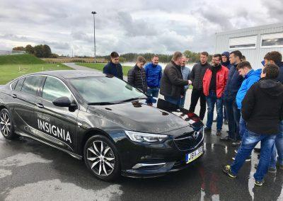 Opel pristatymas