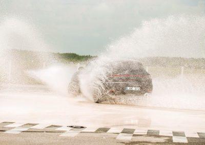 Porsche driving academy